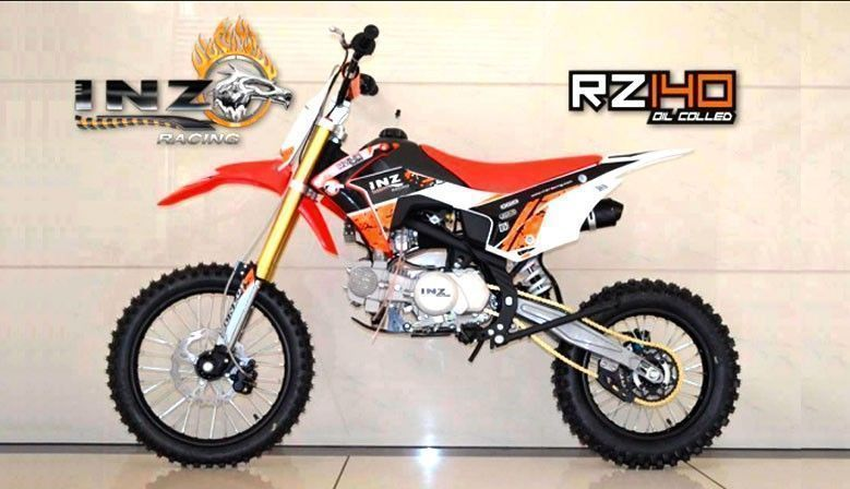 INZRacing Rz140 Oil Cooled