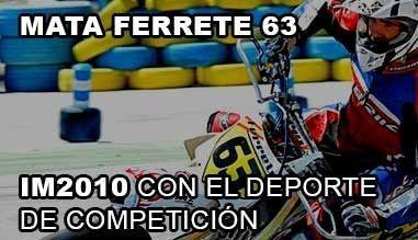 Intermotor2010 con el deporte profesional