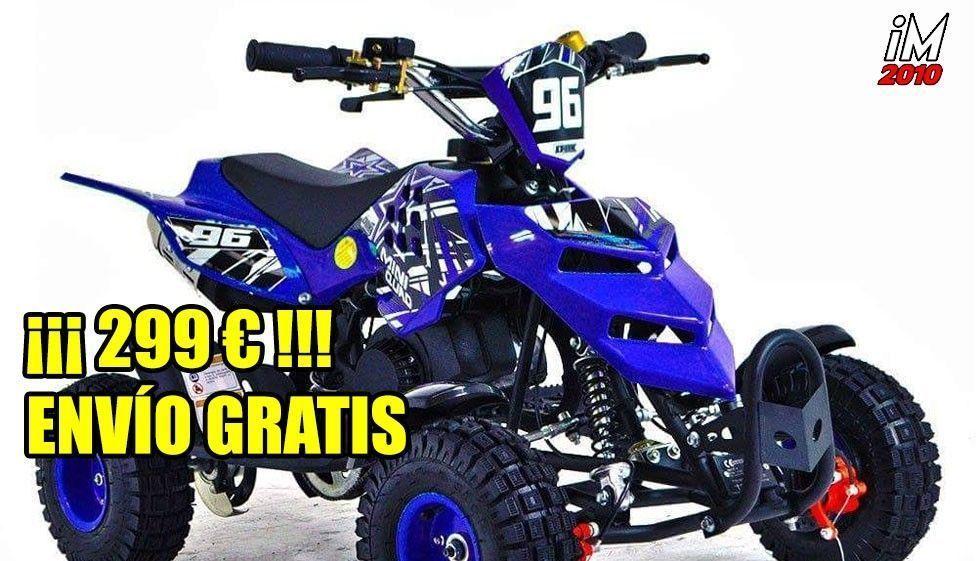 Quad Infantil 50cc!!!