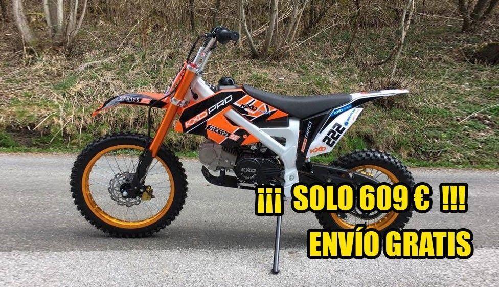 KXD 125 PRO XXL