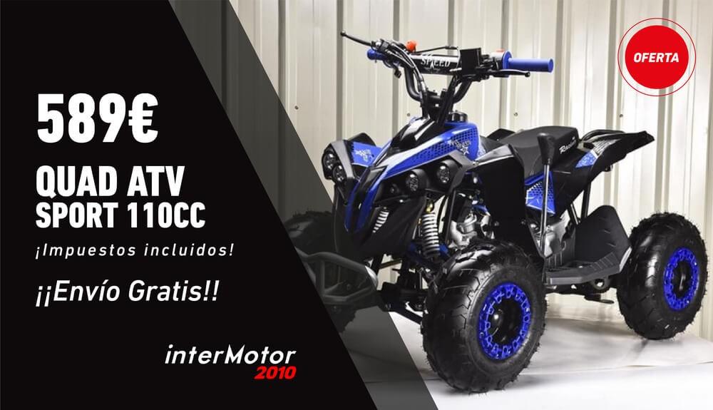 QUAD ATV SPORT 125